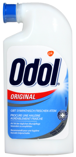 Odol Mundwasser Original, 125 ml