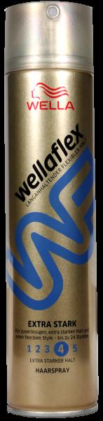 Wellaflex Haarspray Extra Stark, 250 ml