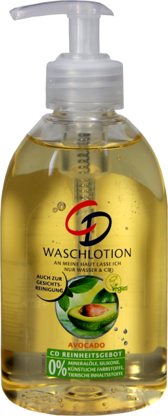 CD Waschlotion Avocado Spender, 250 ml