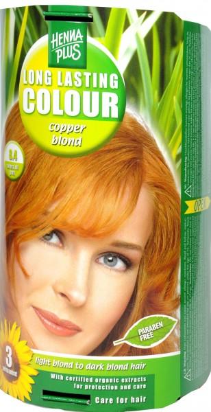 Hennaplus Long Lasting Colour, 8.4