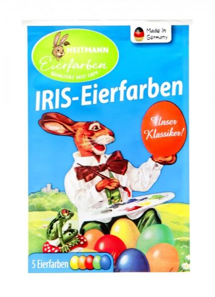 Eierfarbe Iris Heißfärbetabletten 5 er, 4102