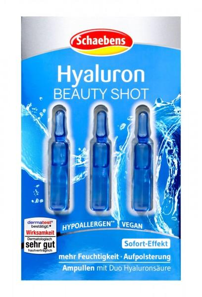 Schaebens Hyaluron Serum, 3x1 ml