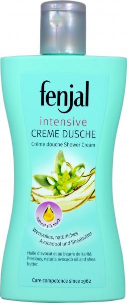 Fenjal Creme Dusche Intensiv, Avocadoöl & Sheabutter, 200 ml