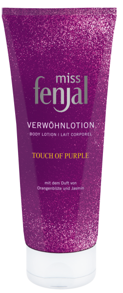 Miss Fenjal Lotion Touch of Purple, 200 ml