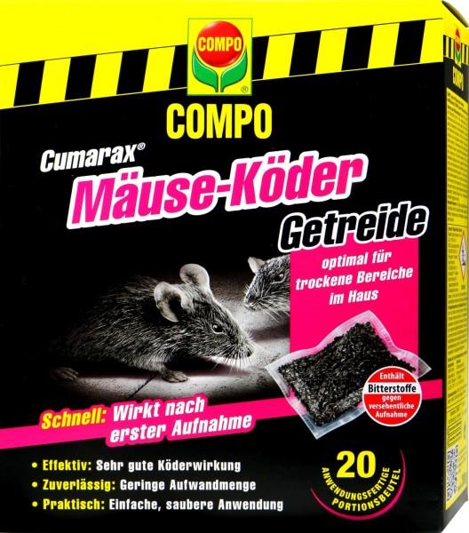 Compo Mäuseköder Cumarax, Getreide, 200 g
