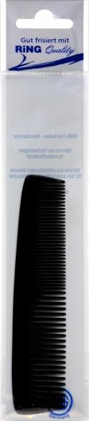 Kamm Taschen Schwarz, 13 cm