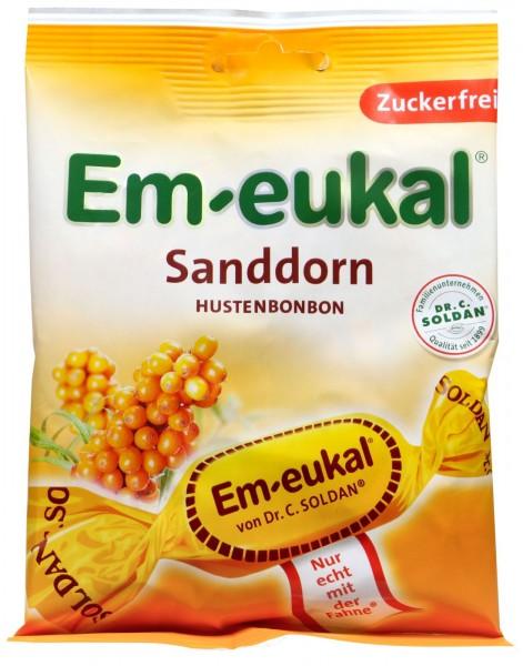 Em-Eukal Sanddorn Zuckerfrei, 75 g