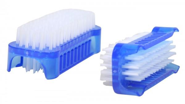 Handbürste Nylonborste Doppelseitig, Farbig sortiert