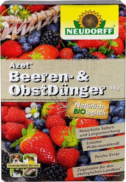 Azet Beeren-Dünger, 1 kg