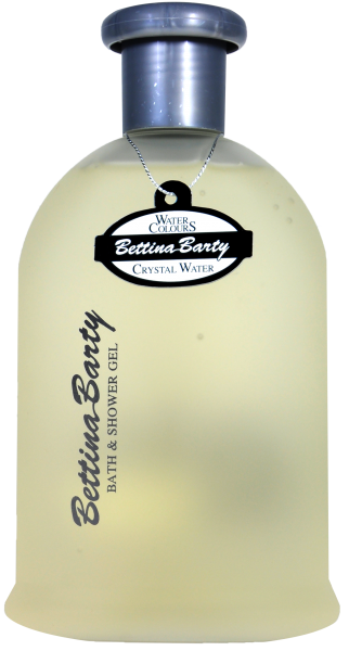 Bettina Barty Crystal Water Bath & Shower Gel, 500 ml