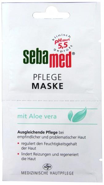 Sebamed Pflege Maske, 2 x 5 ml