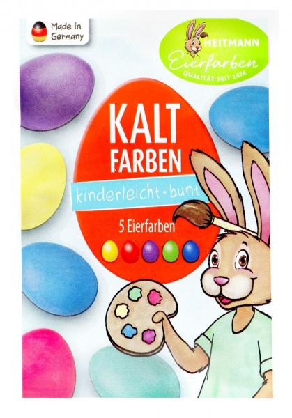 Eierfarbe Kaltfarben, 1007796