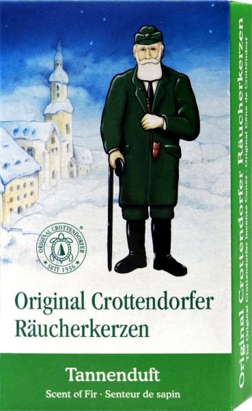 Crottendorfer Räucherkerzen Tannenduft, 24 er