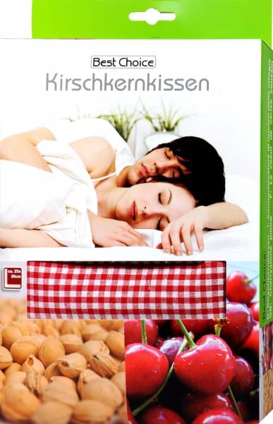 Kirschkernkissen im Karton, 25 x 20 cm