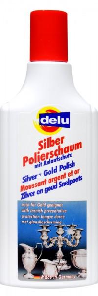 Delu Silber Polierschaum, 150 ml