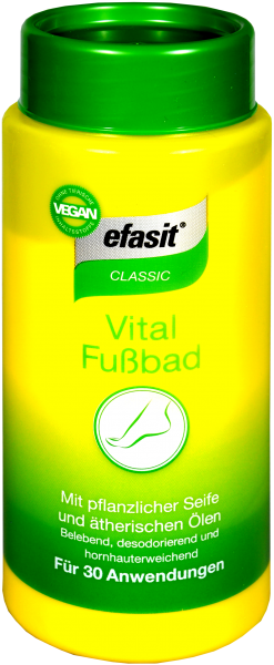Efasit Fußbad Vital Classic, 400 g
