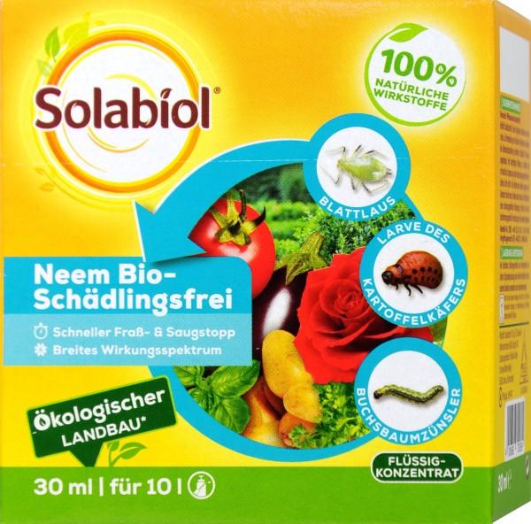 Solabiol Bio Schädlingsfrei Neem, 30 ml