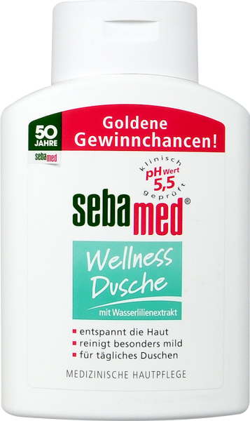 Sebamed Wellness Dusche, 200 ml